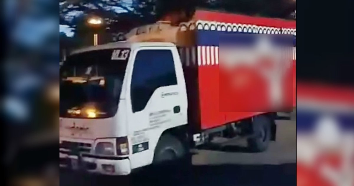 Lorry carrying bread missing from KL found in Kemaman