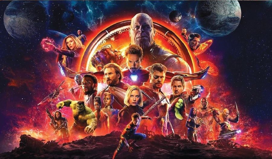 Avengers: Infinity War- Anthony Mackie Talks Final Battle Script, New Clip