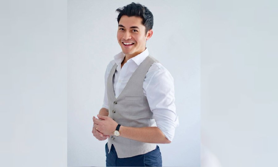 Henry Golding will star alongside American superstars Blake Lively and Anna Kendrick in A Simple Favor. Pic source: Facebook/HenryGolding