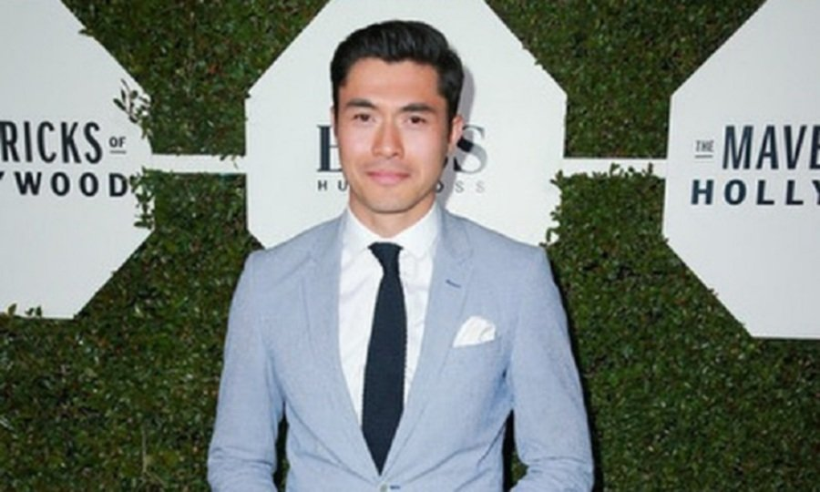 (File pix) Actor and host Henry Golding. Pix from Henry Golding's Instagram account