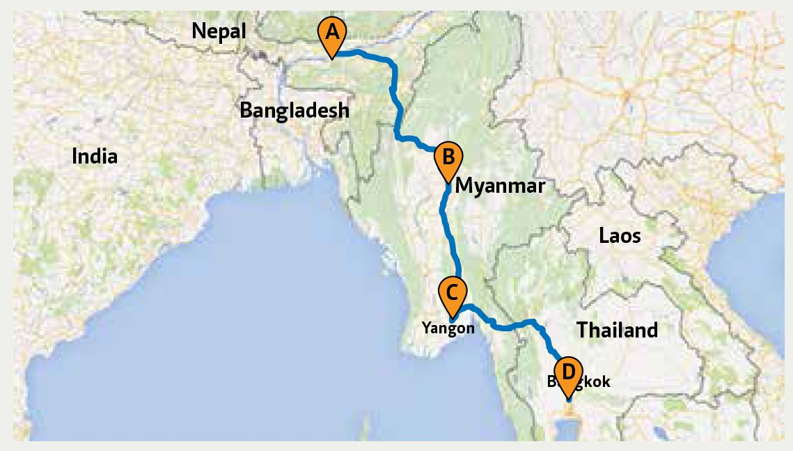New highway may make road trips to india in a week possible new new highway may make road trips to india in a week possible publicscrutiny Images