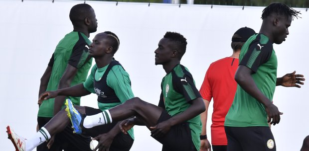 a5af04044 Main man Mane critical to Senegal hopes in Colombia showdown