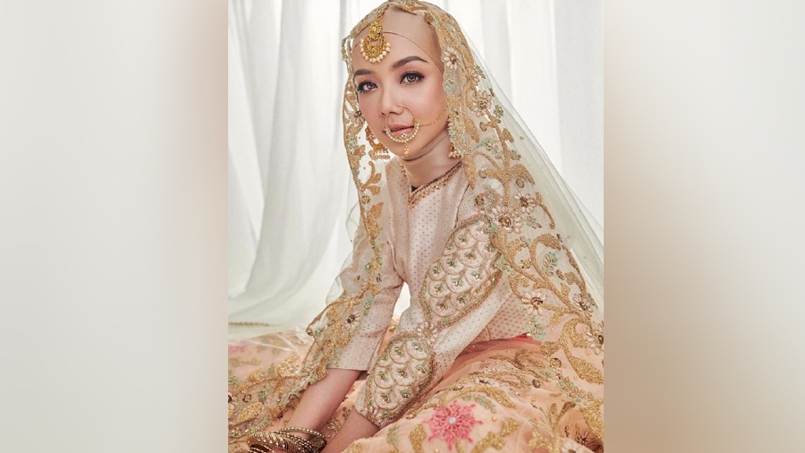 Mira Filzah was the subject of a heated debate about cultural appropriation recently. - Pic credit Mira Filzah's Instagram