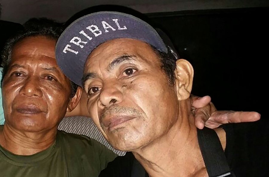 Two Indonesian fishermen kidnapped by Abu Sayyaf released