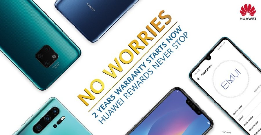 Best time to get yourself a HUAWEI phone | New Straits Times