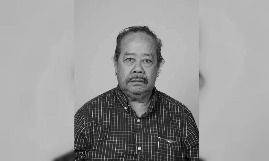 Husin Long died at the Royal Free Hospital at 5pm on March 22 after contracting Covid-19. - Pic source: Facebook/Melayu-London
