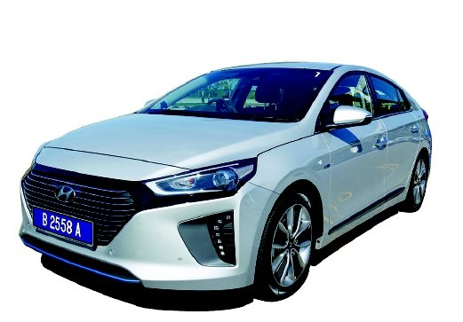 hyundai ioniq electrifying value for your money new straits times malaysia general business. Black Bedroom Furniture Sets. Home Design Ideas