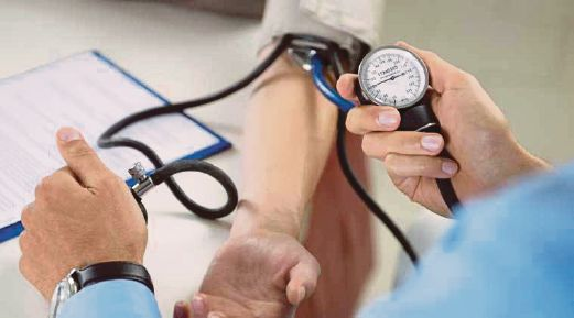 (File pic) Health Minister Datuk Seri Dr S Subramaniam says the results of the National Health and Morbidity Survey (NHMS) 2015 showed one in three or about 6.1 million people in Malaysia have hypertension.