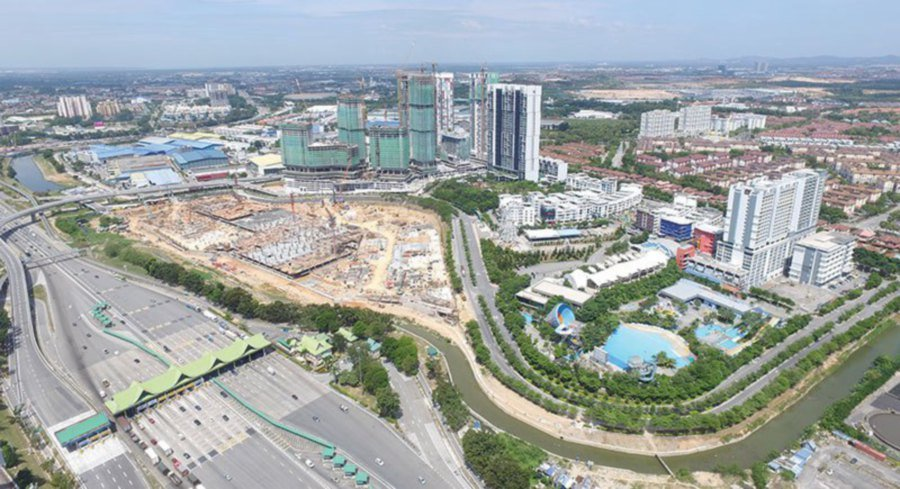 City Development Shah Alam A Journey Through Time New