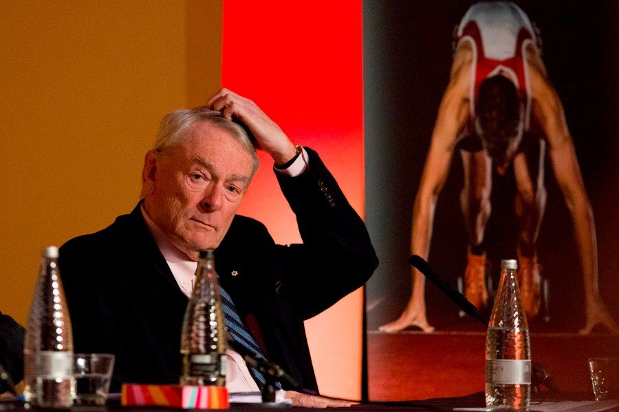 Senior International Olympic Committee (IOC) official Dick Pound said March 23, 2020 a postponement of this year's Tokyo Olympics is now inevitable as the world reels from the coronavirus pandemic. - AFP pic