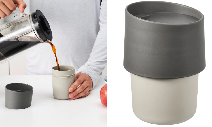 Malaysian consumers have been urged to stop using the TROLIGTVIS travel mug by Ikea. - Pic source: Ikea.