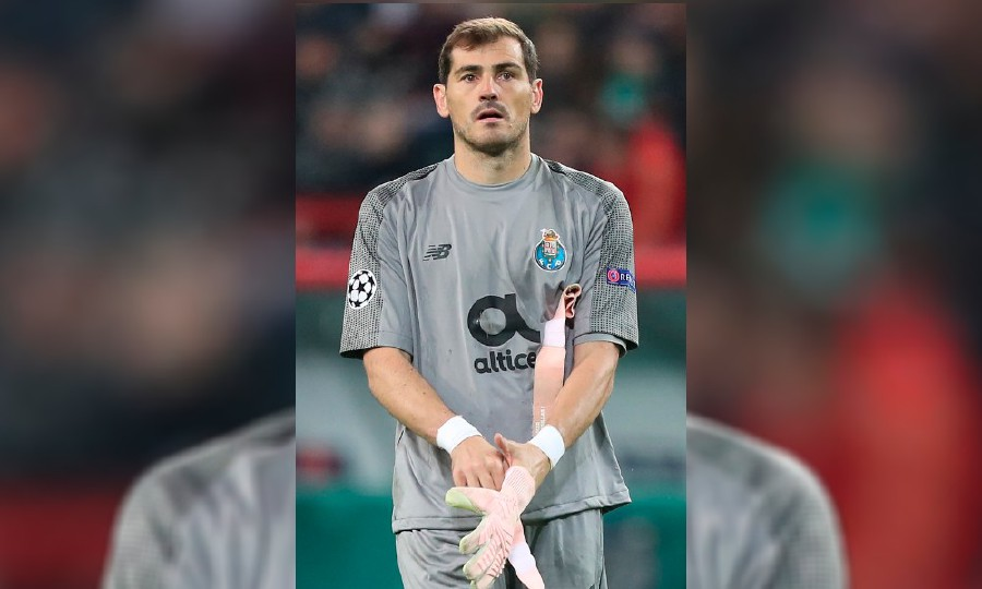 """Yes, I will run for the presidency of the RFEF when the elections are called,"" Casillas wrote in a statement today. (WIKIMEDIA COMMONS/File pic)"