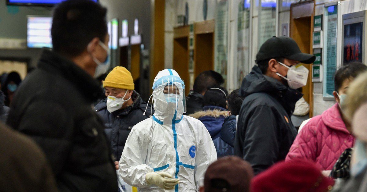 Scientists: Coronavirus contagion rate makes it hard to control