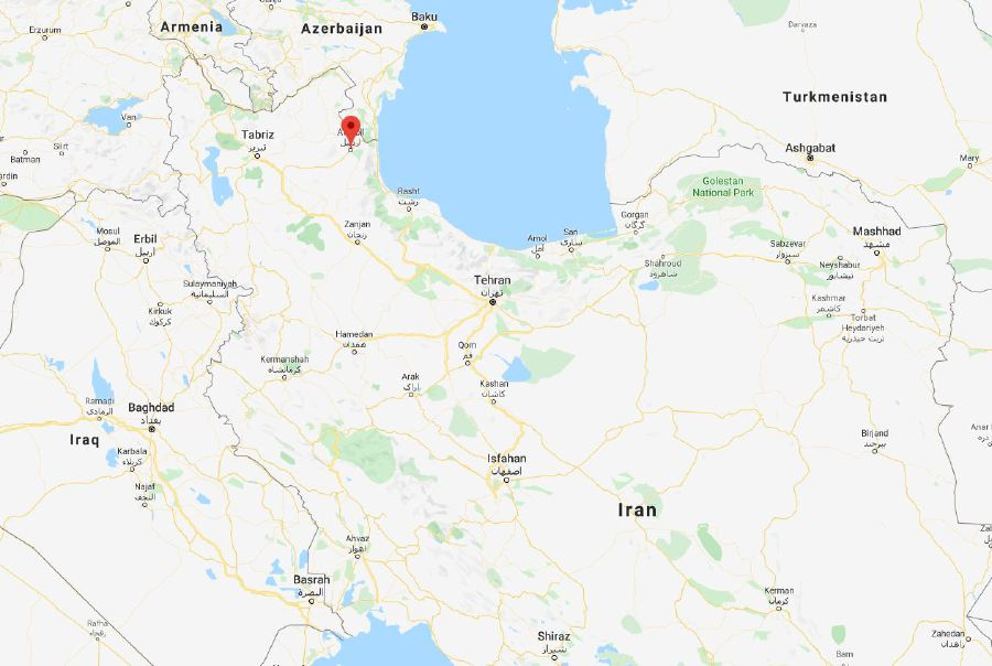 Iran natural disaster  kills 5, leaves 300 injured