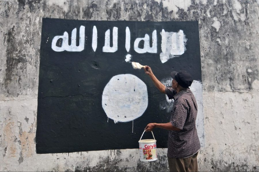 United States' Central Intelligence Agency says there at 689 Indonesian Islamic State members globally.- AFP/File pic