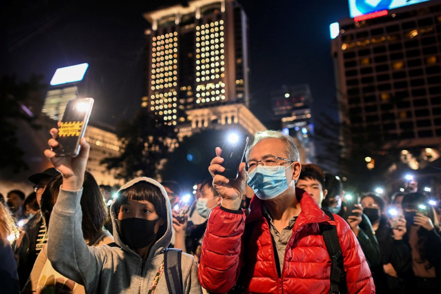 US House passes Hong Kong human rights bills