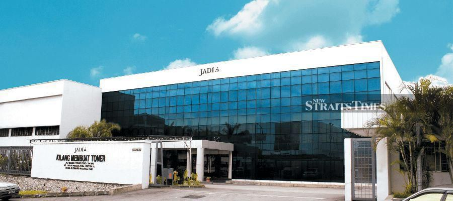 Jadi Imaging said it has exclusive rights to distribute all products under the Nusign trademark brand name in Malaysia. NSTP/WEB