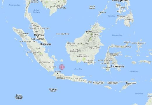 Magnitude 6 3 Quake Strikes Java Sea New Straits Times Malaysia