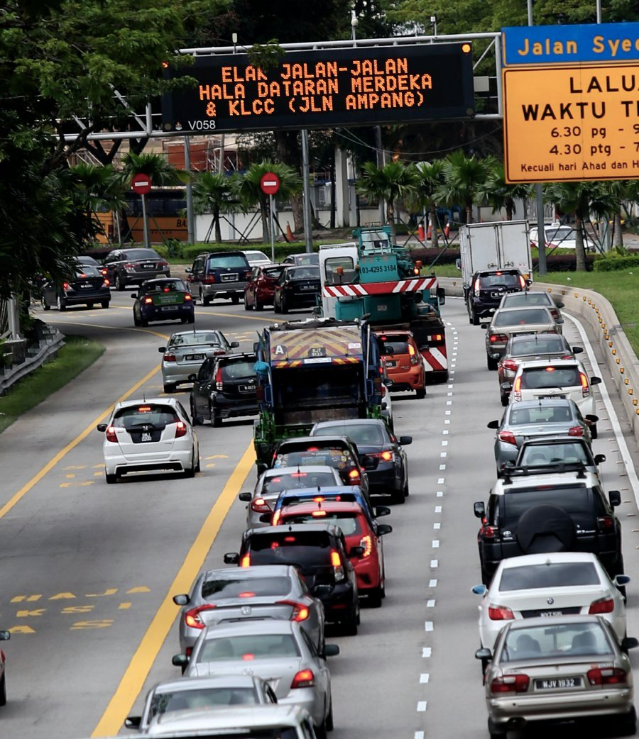 Ridesharing reduces traffic congestion | New Straits Times