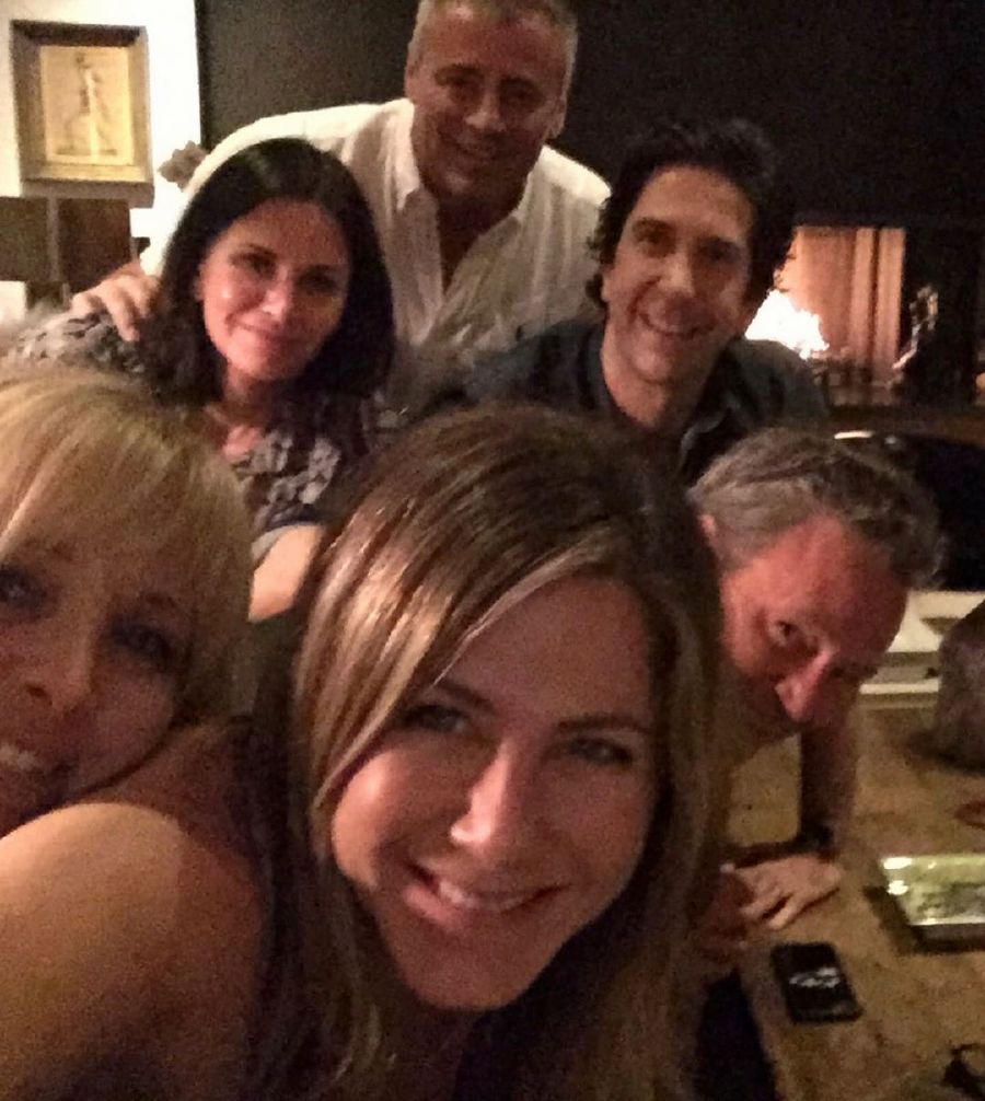 Not everyone is thrilled about this 'Friends' reunion