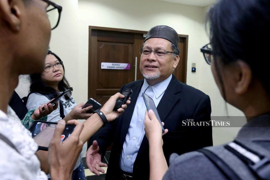(File pic) Kelantan Deputy Menteri Besar Datuk Mohd Amar Nik Abdullah said the state government was also hoping that all the projects costing RM1.4 billion would be continued. (NSTP/ZAMAN HURI ISA)