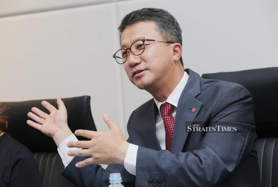 Lotte Chemical Titan on track to hit 2024 aspirations | New Straits