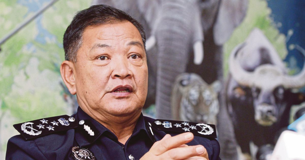 Come back to Malaysia if you have Covid-19, IGP tells Jho Low