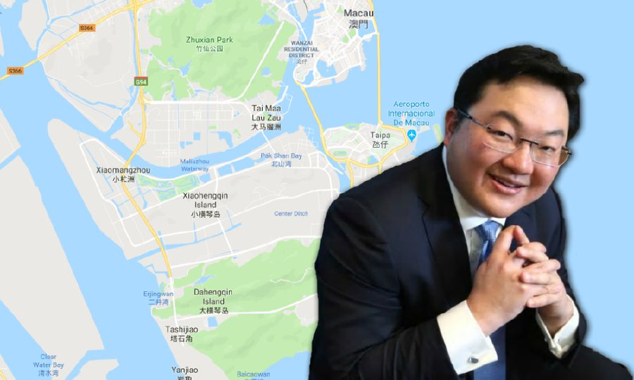 Image result for jho low macau