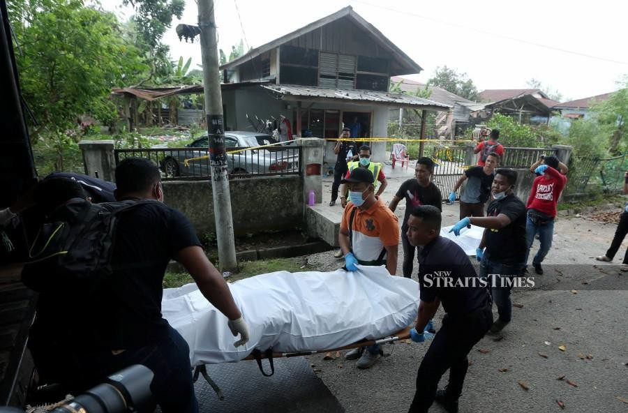 Couple found dead in rented home | New Straits Times