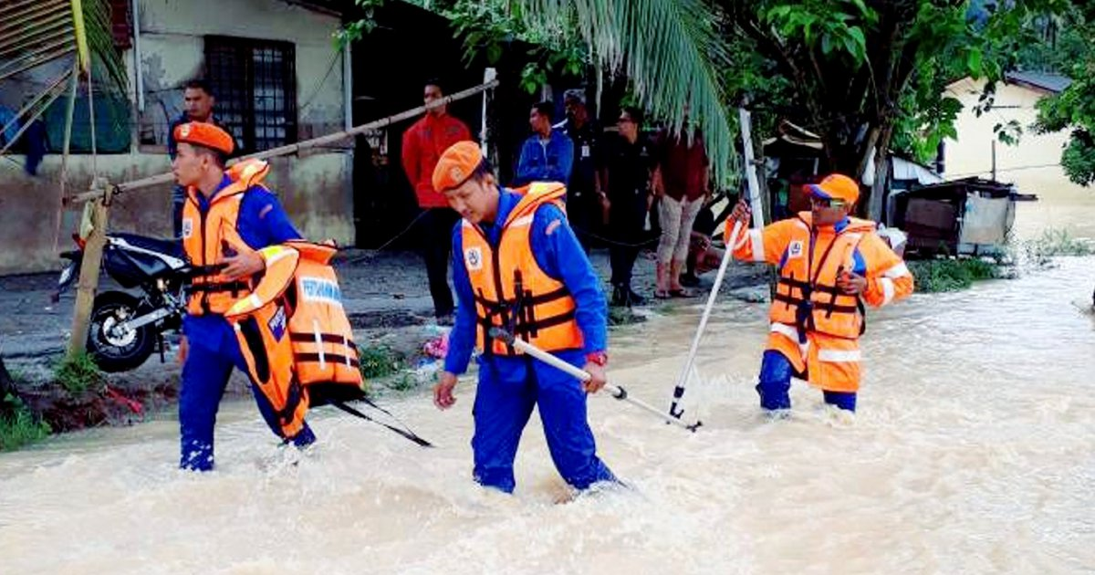 Fire and Rescue Department preps for second wave of floods, reviews SOP