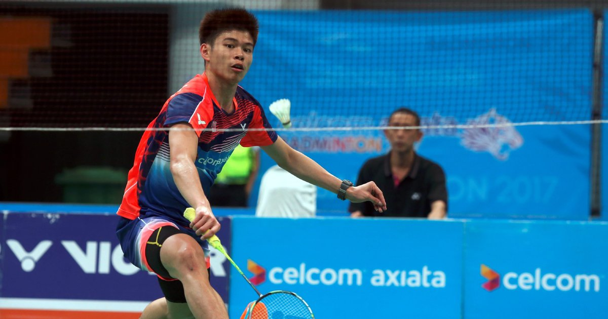 Young gun Jun Hao admits he still has much to learn