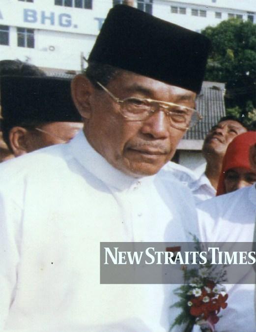 Ex Perak Speaker Junus Wahid Dies New Straits Times Malaysia