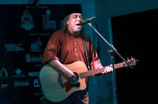 Papa Rock Ramli Sarip to mentor aspiring rock stars in