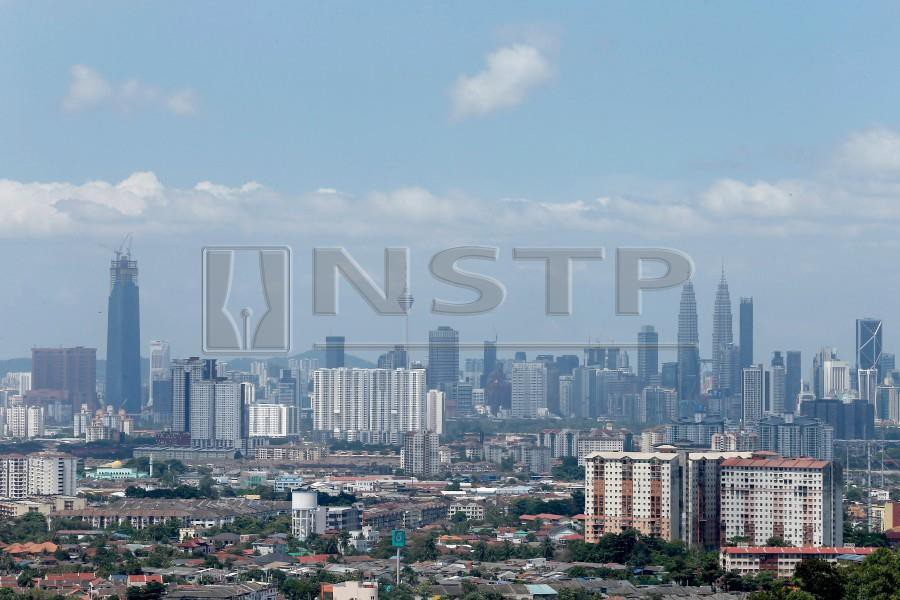 Ratings firm Moody's had said in May that the decision to scrap GST was credit negative. - NSTP/SUPIAN AHMAD