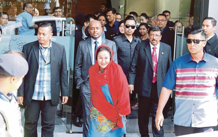 Najib's wife questioned over ex-1MDB unit, SE Asia News & Top Stories