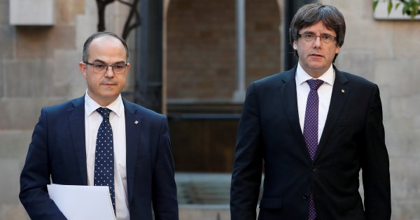 Catalan parliament to vote on new president: Speaker