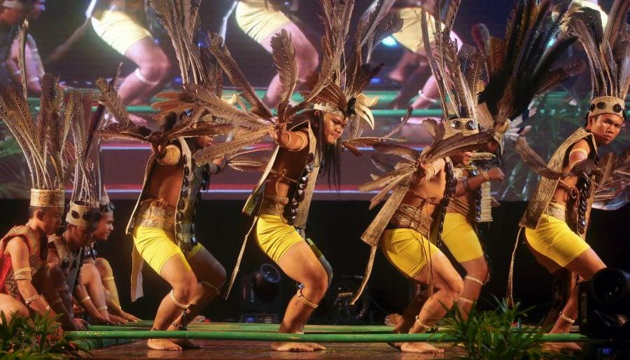 KDCA Opens Hongkod Koisaan Cultural Unity Centre In Penampang