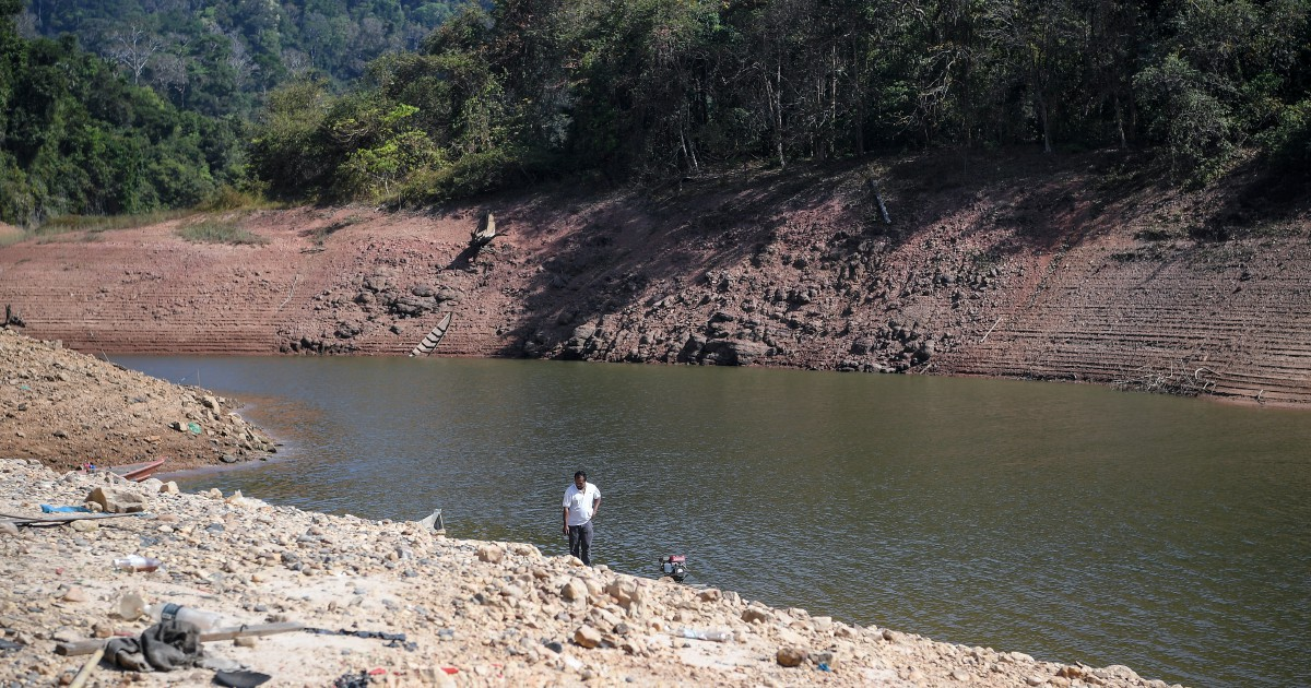 Kedah may resort to water rationing as drought persists