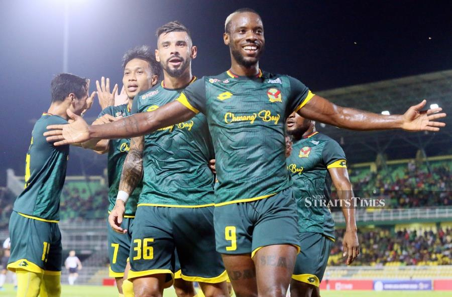 The Kedah FA (KFA) are already feeling the impact just over a week after the Movement Control Order (MCO) was imposed. - NSTP/AMRAN HAMID