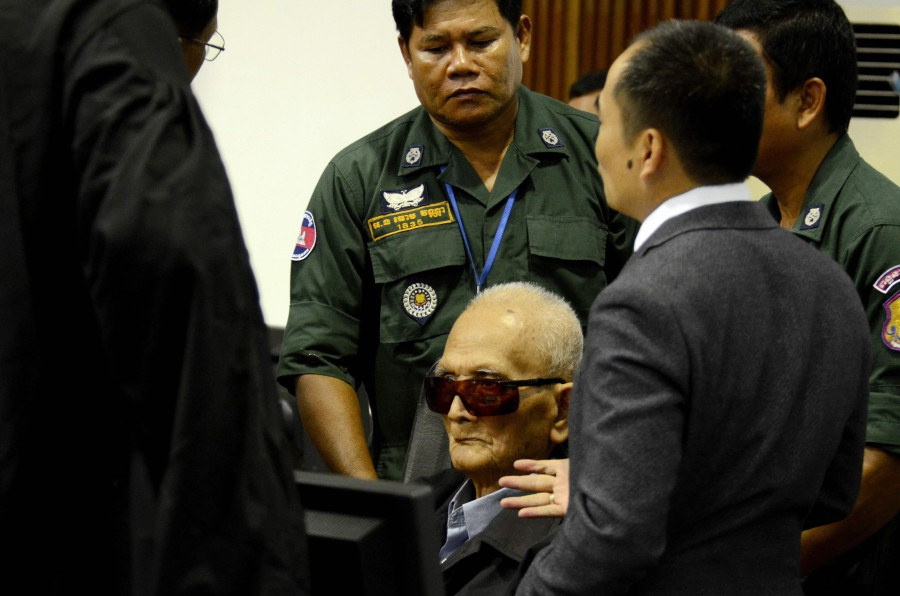 Khmer Rouge leaders found guilty of genocide in landmark