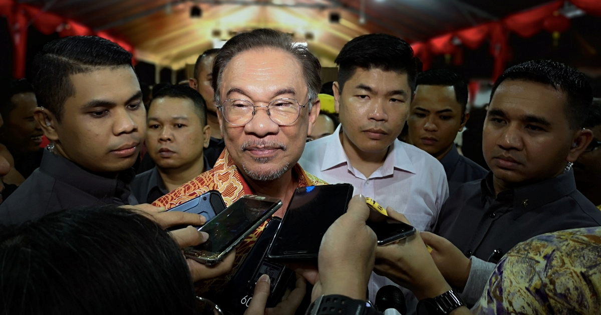 Anwar: Kimanis defeat clear sign rakyat dissatisfied with PH govt