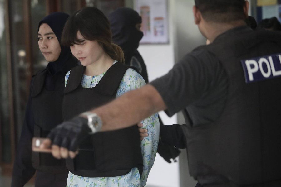 Family of Kim Jong-nam Asked Some Countries for Protective Help