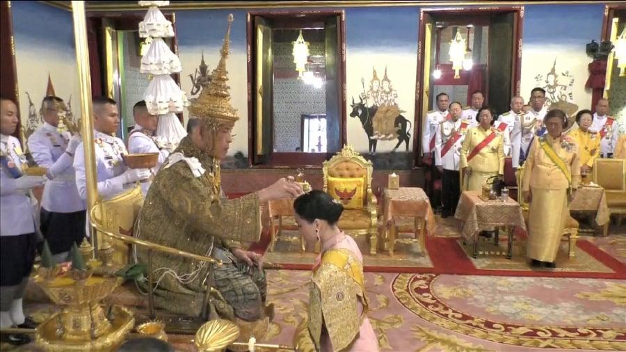 Cabin crew, bodyguard, Thai queen: Suthida's meteoric rise | New