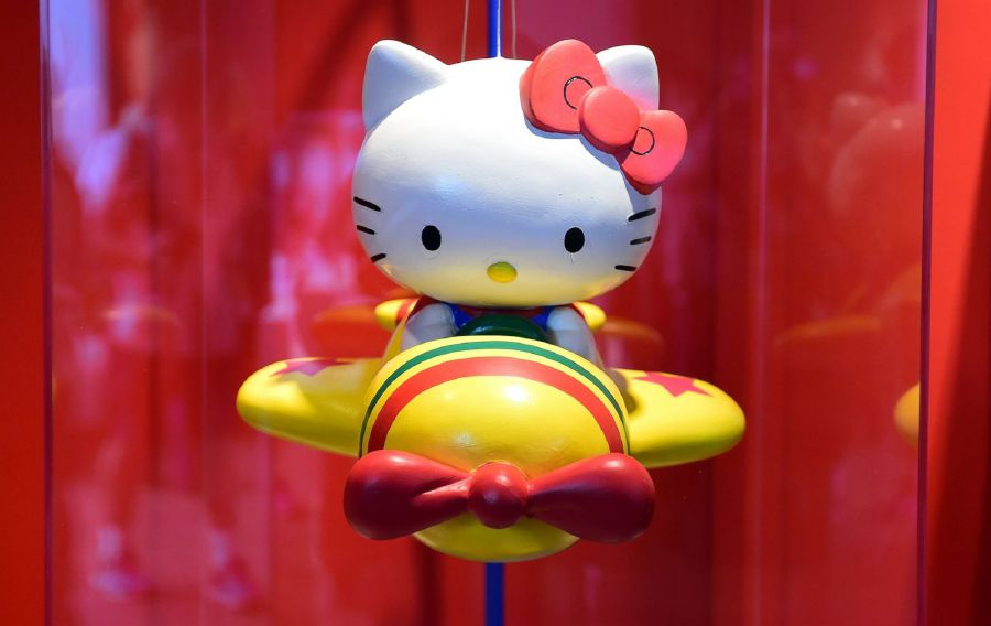 b88bdba58 Hello Kitty hits Hollywood with planned film debut | New Straits ...