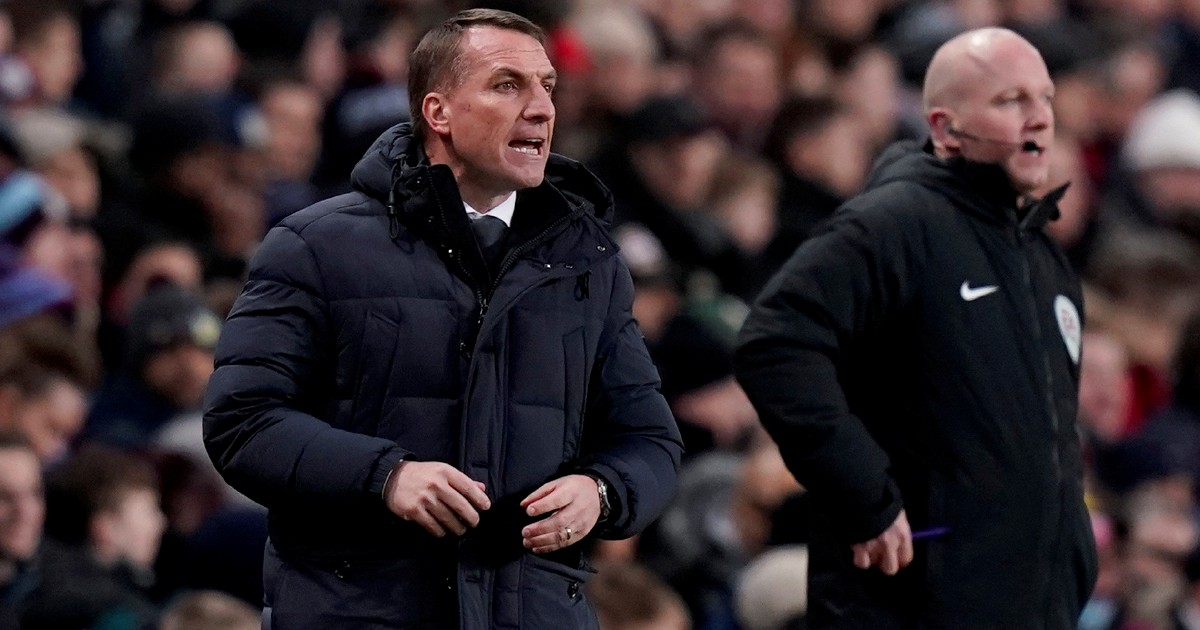 Euro ban will fire up Man City says Rodgers