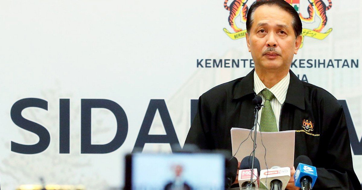 Malaysia reports 159 new Covid-19 infections, 1 death