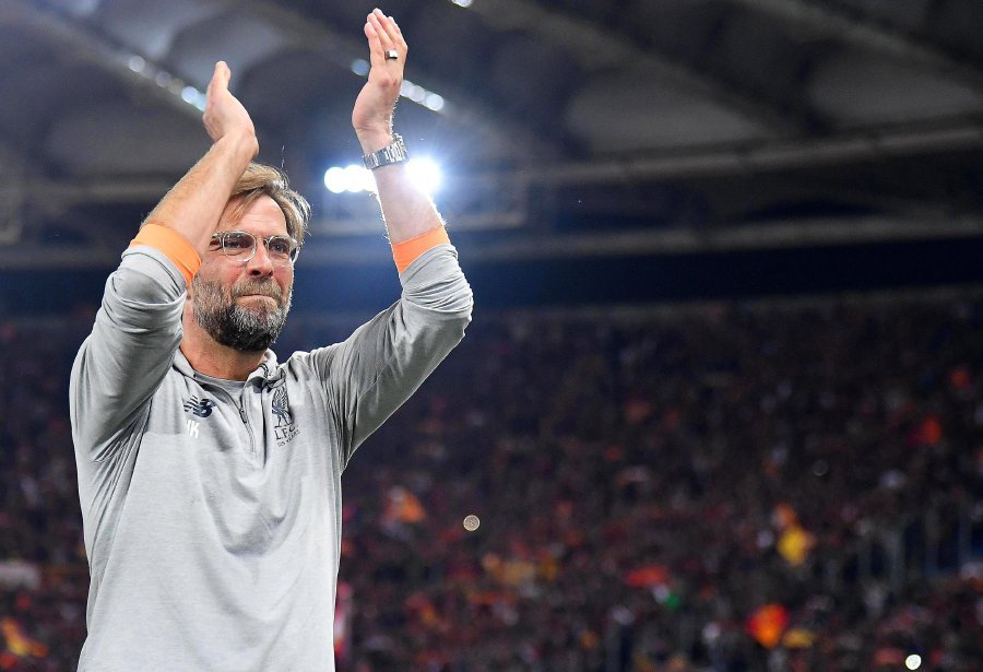Klopp ready for 'different' Roma test