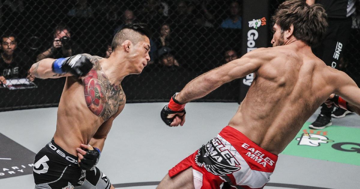 (MMA) Nguyen ends Gafurov's winning streak to take ONE Featherweight belt (Updated)