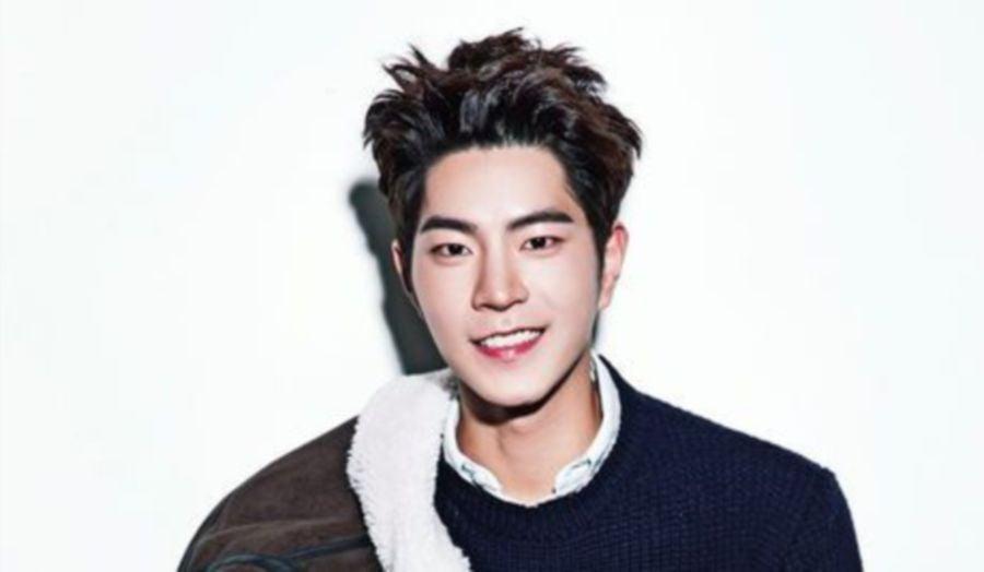 Showbiz K Actor Hong Jong Hyun Updates On Kim Woo Bins Health Condition