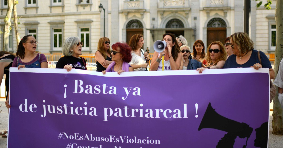 'The Pack' found guilty of gang rape in Spanish shock case